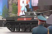Репетиция парада Победы 2019 в Волгограде с участием военной техники пройдет 4 мая