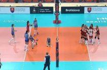 Российские волейболистки с победы над сборной Беларуси стартовали на чемпионате Европы 2019