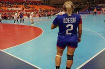 Гандболистки сборной России обыграли Черногорию и вышли в полуфинал чемпионата мира 2019