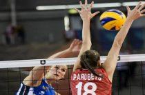 Волейболистки сборной России не сумели выйти в полуфинал ЧЕ 2019, проиграв сборной Италии