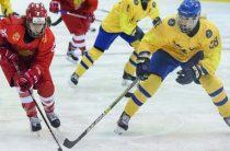 Российская сборная обыграла Швецию в матче МЧМ 2019 по хоккею среди девушек до 18 лет