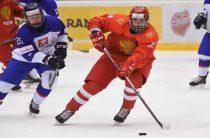 Встречу Россия-Латвия юниорского ЧМ 2019 по хоккею 20 апреля в прямой трансляции покажет канал «Матч! Игра»