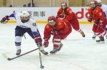 Хоккеистки молодежной сборной России (U-18) проиграли сборной США в первом матче МЧМ 2019