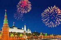 Салют 9 мая в Москве в 2019 году посмотреть можно будет на площадках, расположенных во всех округах столицы
