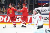Сборная России по хоккею 15 мая сыграет с Италией в матче 4-го тура чемпионата мира 2019