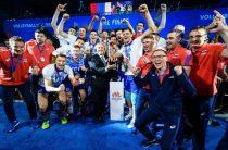 Волейболисты сборной России обыграли сборную США в финале Лиги наций 2019