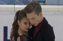 Российские фигуристы Шевченко и Еременко лидируют после короткой программы у танцоров в финале юниорского Гран-при 2018