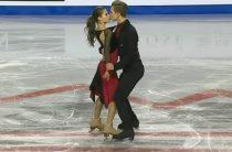 Софья Шевченко и Игорь Еременко выиграли юниорский чемпионат России 2019 по фигурному катанию в танцах