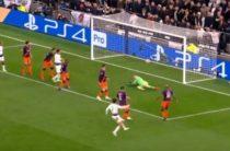 «Тоттенхэм» с минимальным счетом обыграл «Манчестер Сити» в первом четвертьфинале Лиги чемпионов 2018/2019