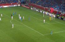 «Краснодар» в Турции обыграл «Трабзонспор» в матче 3-го тура группового этапа Лиги Европы 2019/2020