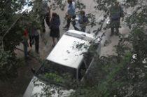 Горе-угонщики хотели сдать угнанный автомобиль в металлолом