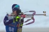 Украинская биатлонистка Юлия Джима выиграла женскую индивидуальную гонку на этапе КМ в Поклюке, Старых-12-я