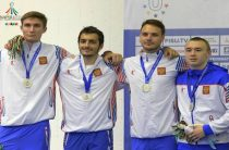 Медальный зачет летней Универсиады 2019 в Неаполе. Сборная России идет пятой в таблице наград