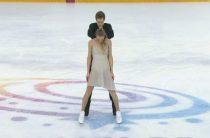 Фигуристы Синицина и Кацалапов стали вторыми в соревнованиях танцоров и вышли в финал Гран-при 2018