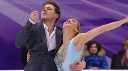 Виктория Синицина и Никита Кацалапов завоевали золото ЧЕ 2020 по фигурному катанию в соревнованиях танцевальных дуэтов