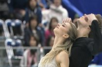 Синицина и Кацалапов выиграли чемпионат России по фигурному катанию в соревнованиях танцевальных дуэтов