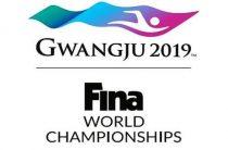 Медальный зачет чемпионата мира 2019 по водным видам спорта по результатам соревнований 22 июля
