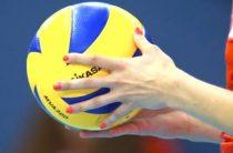 Волейболистки сборной России обыграли сборную Швейцарии в матче чемпионата Европы 2019