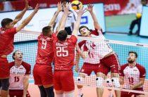 Волейболисты сборной России уступили сборной Польши в матче Кубка мира 2019