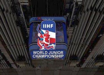 Юниорская сборная России по хоккею матчем со Швецией 23 апреля завершает групповой этап чемпионата мира 2019