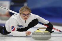 Женская сборная России по керлингу обыграла сборную США на ЧМ 2019 в Дании