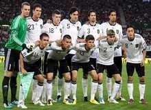 Сборная Германии по футболу стала четырехкратным  чемпионом мира