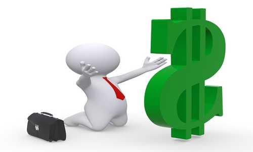 Человек и доллары