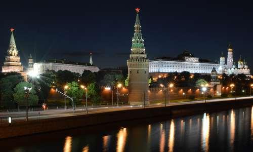 Москва Кремль