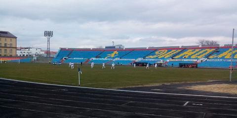 Футбол Динамо-ГТС - Ротор 2:0