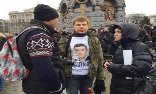Депутат Верховной Рады Украины Александр Гончаренко