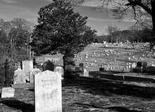 Частное кладбище