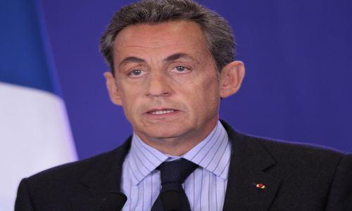 Экс-президент Франции Николя Саркази