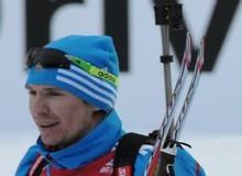 Биатлонист Тимофей Лапшин