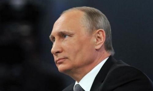 Президент России В.В. Путин