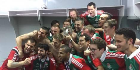 Финал Кубка России Локомотив-Кубань 3:1