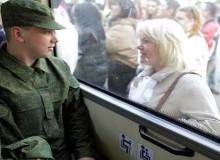 Начался весенний призыв в Крыму