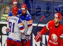 Хоккей ЧМ 2015 Россия-Белоруссия 7:0