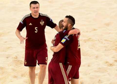 Европейские игры 2015 Пляжный футбол