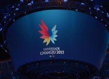 Первая золотая медаль сборной России на Универсиаде 2015