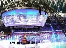 Церемония открытия ЧМ 2015 по водным видам спорта в Казани