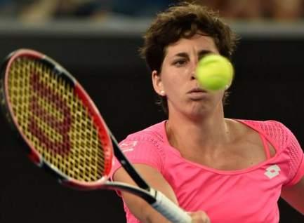 Теннисистка Карла Суарес-Наварро