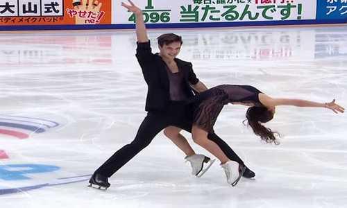 Командный чемпионат мира по фигурному катанию 2017: Боброва/Соловьев идут третьими после короткой программы у танцоров