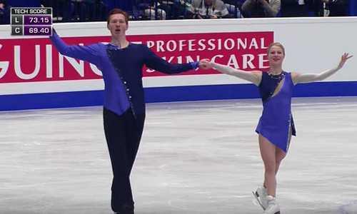 Чемпионат мира 2017 по фигурному катанию: Тарасова и Морозов стали бронзовыми призерами в соревнованиях пар
