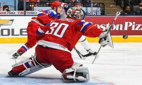 Сборные России и Франции 13 апреля в Челябинске сыграют в матче хоккейного Еврочелленджа 2017