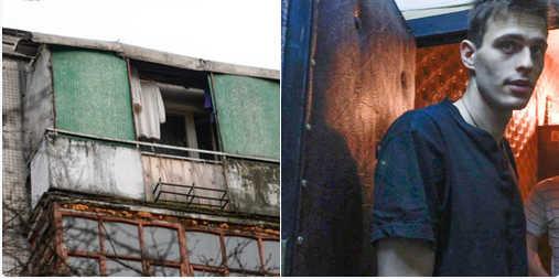 Актер фильма «Обитаемый остров» Василий Степанов выпал из окна пятого этажа своей квартиры