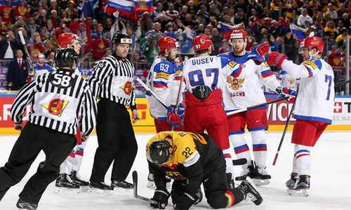 Чемпионат мира по хоккею 2017: турнирная таблица, расписание игр на 16 мая, прямые трансляции