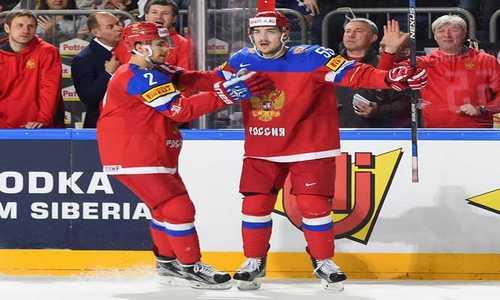 Сборная России стала бронзовым призером ЧМ по хоккею 2017, обыграв Финляндию