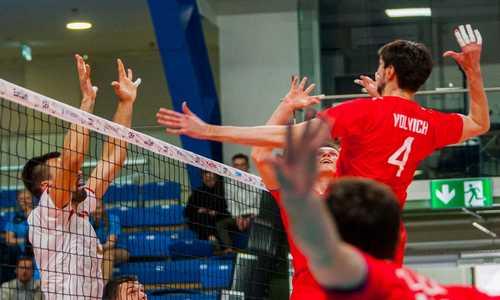 Сборная России матчем с Ираном 18 июня завершает выступление на групповом этапе Мировой лиги 2017