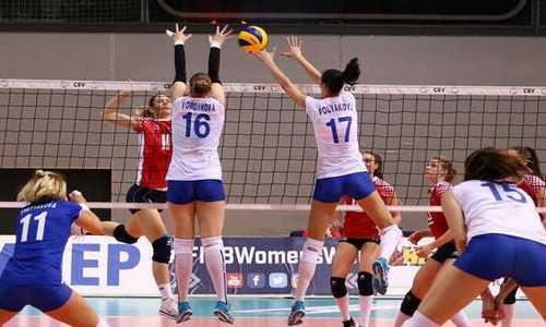 Российские волейболистки матчи мировой олимпийской квалификации проведут в Калининграде 2-4 августа