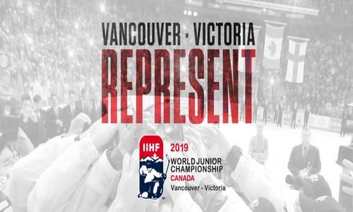молодежный чемпионат мира 2019 по хоккею